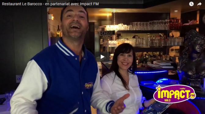 Le Barocco en vidéo en partenariat avec Impact FM